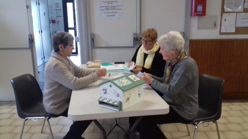 Dépouillement des votes